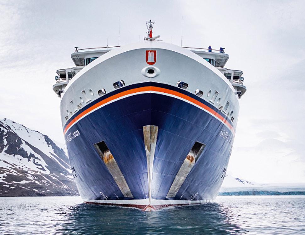 Longyearbyen, Arctic, Nature, Packeis, Spitzbergen, nördlicher Polar, Eisbrecher, Treibeis, Polarmeer
