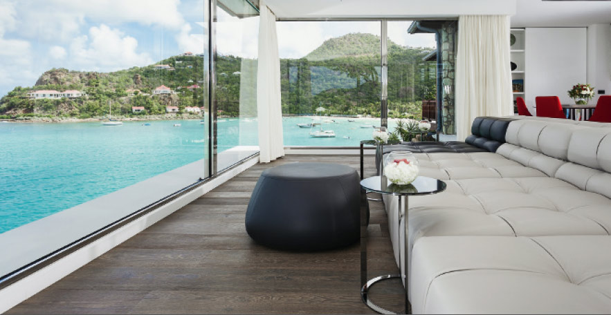 Saint Barth, Eden Rock Suite, St. Jean Bay, Saint-Bathélemy