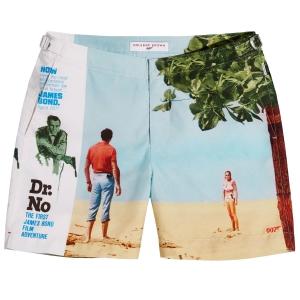James Bond Shorts