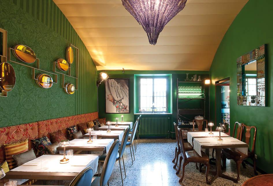 Rosanna Orlandi Restaurant