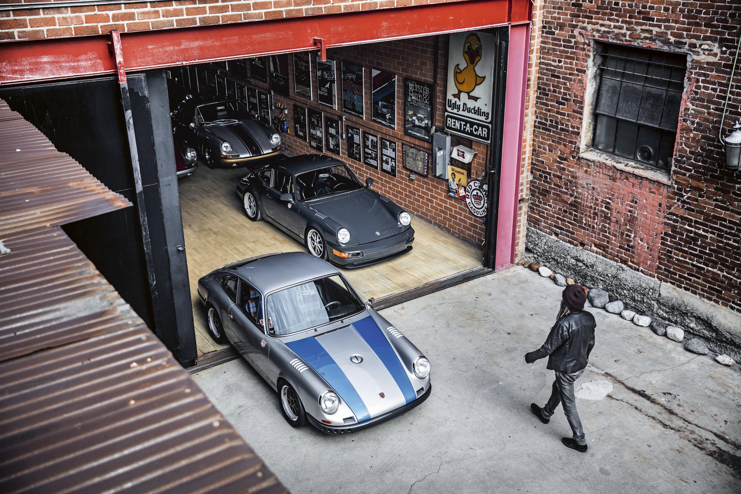 Magnus Walker Porsche Los Angeles