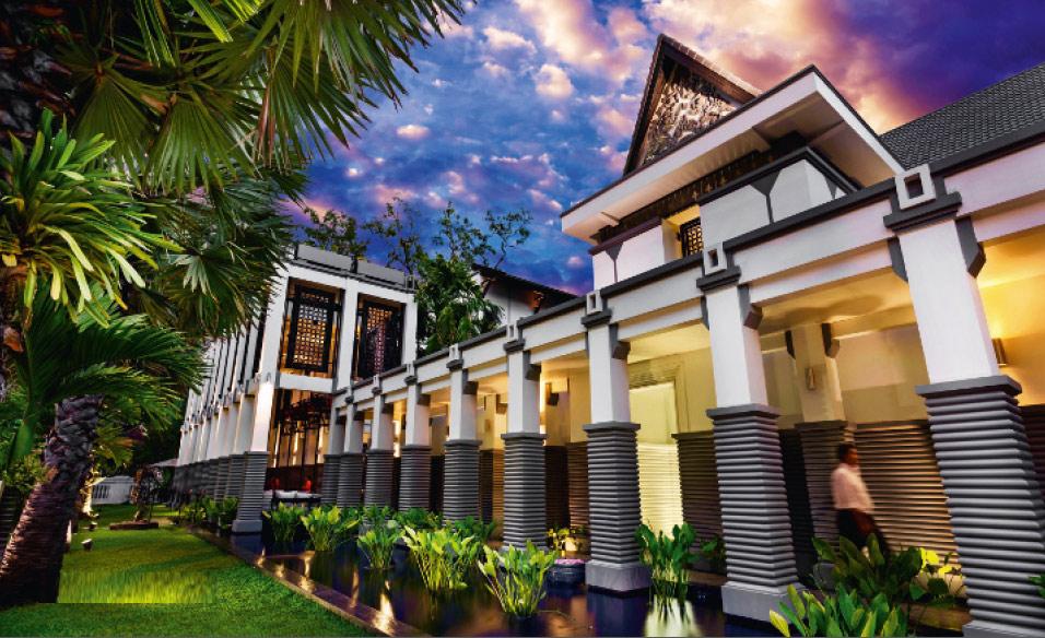 Bensley Collection Angkor