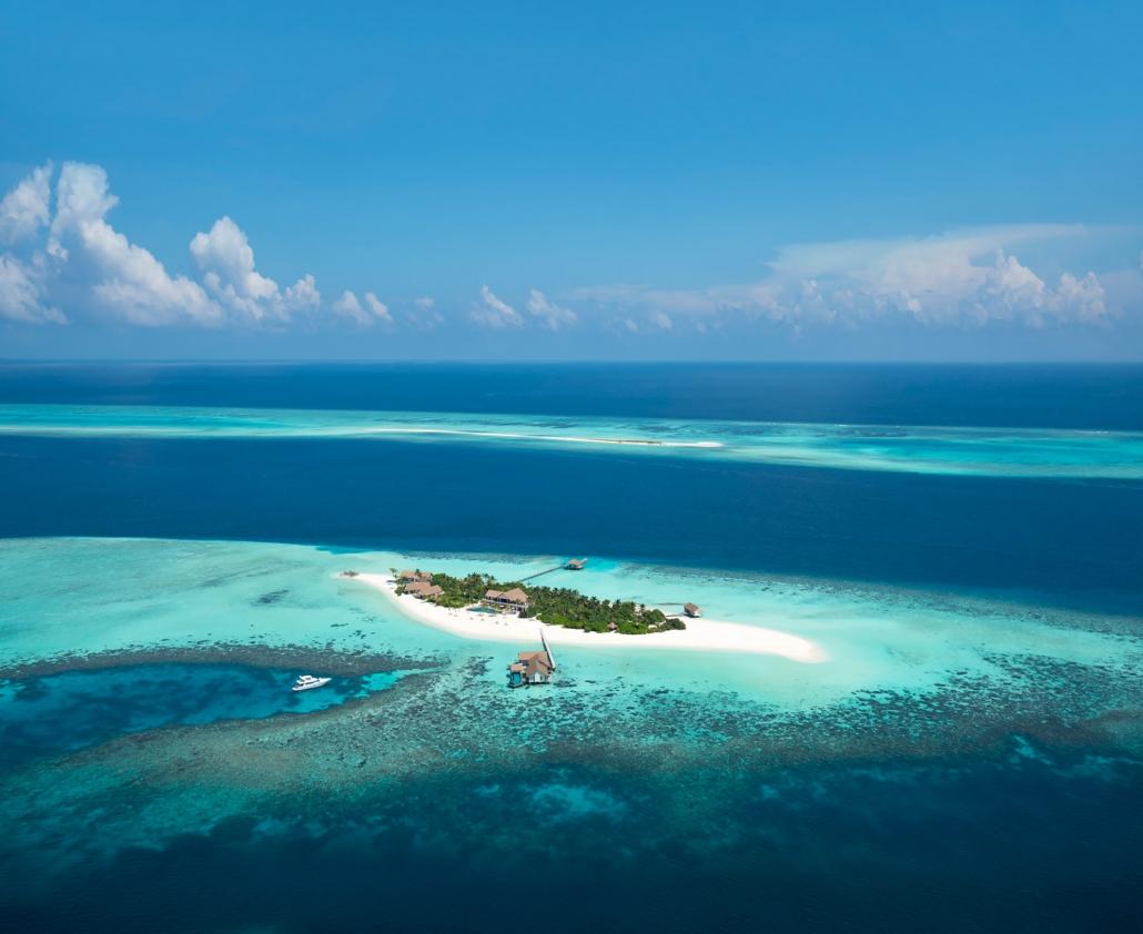 Private Insel zum Mieten