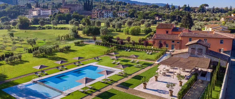 Villa La Massa Florenz